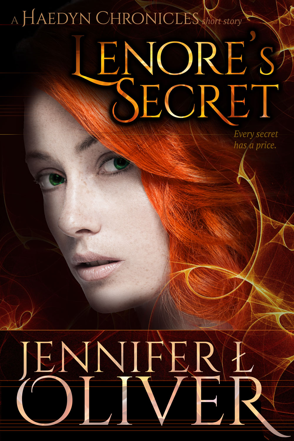 Lenore's Secret by Jennifer L. Oliver